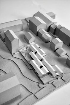 Nice model from Angel Estevez Calvo but I'd have changed the material of the new to contrast with the old.