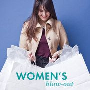 Take a look at the Women's Blow-Out event on #zulily today!