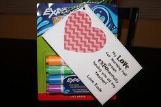 Teacher Gift for Valentine's Day
