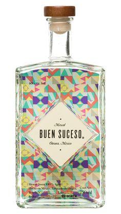 Mezcal Buen Suceso — The Dieline - Package Design Resource