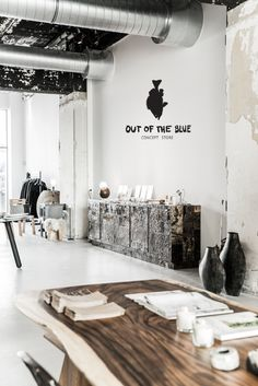 ✂️ | © Paulina Arcklin | OUT OF THE BLUE  | Concept Store in Eindhoven | NL                                                                                                                                                      More