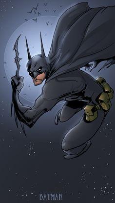 BATMAN by drazebot on deviantART
