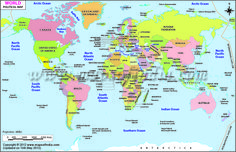Free printable maps of the world blank so your students can fill in download map world printable major tourist attractions maps with of the gumiabroncs Gallery