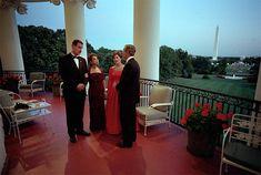 Truman Balcony - Bush 2