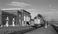UP Freight heading through North Platte, Nebraska, May 21, 1973 | pinned by haw-creek.com