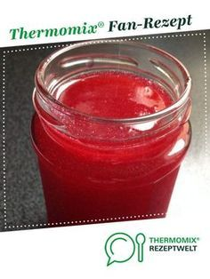 Seedless currant jam with elderflowers by A Thermomix ® recipe from the Sauces / Dips / Spreads category on www.de, the Thermomix ® Community. Desserts For A Crowd, Healthy Dessert Recipes, Birthday Desserts, Dessert Sauces, Vegetable Drinks, Elderflower, Healthy Eating Tips, Greek Recipes, French Recipes