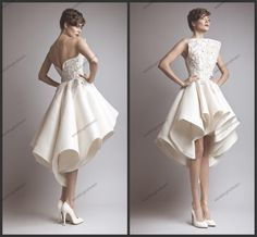 Women New Fashion Pageant Dress A Line Low Cocktail Dresses | Buy Wholesale On Line Direct from China