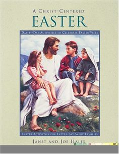 A Christ-Centered Easter: Day-By-Day Activities to Celebrate Easter Week by Janet Hales http://www.amazon.com/dp/1570087792/ref=cm_sw_r_pi_dp_usM4ub1JH96NJ