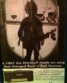Rocknroll ever since #rocknroll