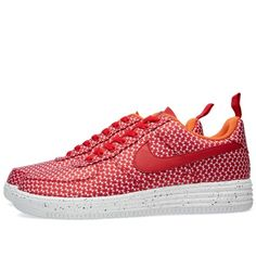 Nike x UNDFTD Lunar Force 1SP (University Red)