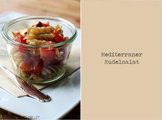 SaskiarundumdieUhr: Mediterraner Nudelsalat