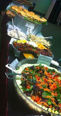The Corner Deli Lunch Buffet!