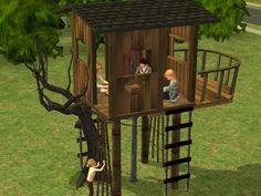 Mod The Sims - Tree House