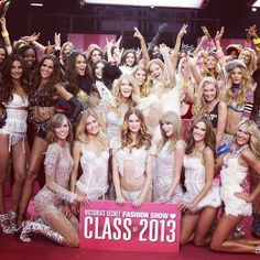 Adriana Lima, Karlie Kloss, Candice Swanepoel + More at the 2013 Victorias Secret Fashion Show