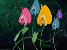 The Flowers | Alice in Wonderland Wiki | Fandom powered by Wikia