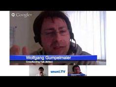 Crowdfunding-Talk mit Daniel Bröckerhoff (cfew #04) Interview, Tv, Television Set, Television