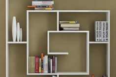 Modern Stylish Decorative Wall  Shelves Designs