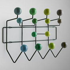 Vitra Eames 'Hang it All' Wall Rack