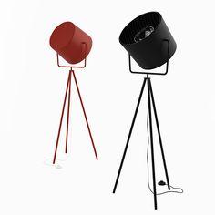 Free 3d model: Last Floor Lamp by Zero Lighting on Behance