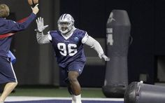 Cowboys' Maliek Collins wants to be more productive in 2nd season