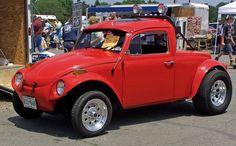 Customized VW Baja Bug by E-Davila-Photography