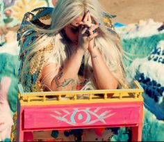 """Kesha's Video """"Praying"""" is Said to Be """"Liberating"""" … It is Actually About Her Remaining an Industry Slave"""