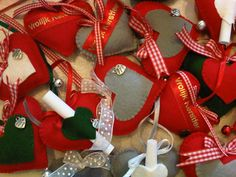 wenshartjes voor de kerst!