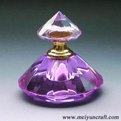 Love the Purple! | Perfume Bottles