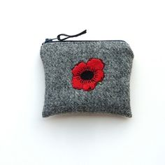 Red Poppy Harris Tweed, profits donated to Poppy Appeal £12.00