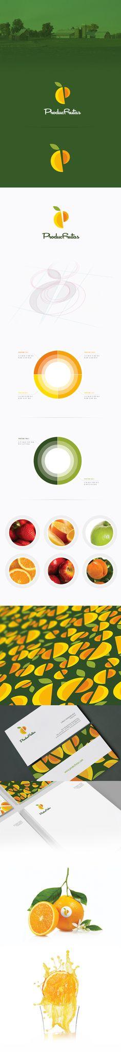 Producfrutas - Branding on Behance