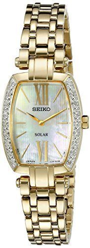 Seiko Women's SUP286 Tressia Analog Display Japanese Quartz Gold Watch https://www.carrywatches.com/product/seiko-womens-sup286-tressia-analog-display-japanese-quartz-gold-watch/ Seiko Women's SUP286 Tressia Analog Display Japanese Quartz Gold Watch  #diamondwatches #diamondwatchesforwomen More diamond watches : https://www.carrywatches.com/tag/diamond-watches/