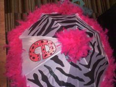 Hand painted custom umbrella choose style and by grisgrisart, $50.00