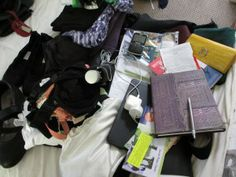 Real life one bag travel - My Packing List