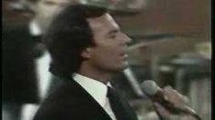 Julio Iglesias - El amor, via YouTube.