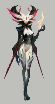 33 Trendy Monster Concept Art Fantasy Ideas #art