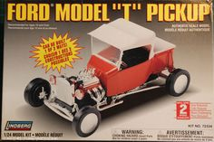 Post image for Kit Review – Lindberg Ford Model T Pickup