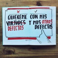 Defectos y otros defectos... (Alfonso Casas)