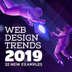Web Design Trends 2019 – 32 New Examples - Graphic Design Junction - Web Design Trends, Design Websites, Online Web Design, Web Design Quotes, Graphisches Design, Website Design Services, Web Design Tips, Web Design Company, Layout Design