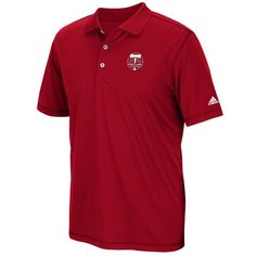 Portland Timbers adidas Puremotion Solid Jersey Polo - Red - $32.99