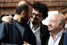 Gianni Biondillo e Riky Gianco