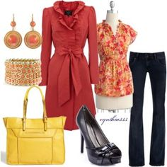 Spring Colors - Polyvore