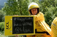 Happy Birthday Prince George Photos gallery - Tour de France 2014