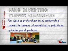 """Video breve y muy sencillo del Colegio Antronio de Nebrija de como explicar a nuestros alumnos el significado de un """"aula invertida"""" #aulainvertida #manejodelastics"""