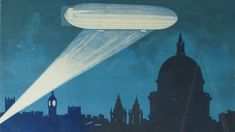 London's World War I Zeppelin Terror - History in the Headlines