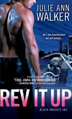 Rev It Up ($0.99 Kindle, B, Kobo), the third title in the Black Knights Inc. series by Julie Ann Walker [Sourcebooks Casablanca]. Looks like I have the first in the Hell on Wheels, from when it was a Daily Deal last October, but if you missed it, its marked down to $ 4.99 right now, as is the second in the series, In Rides Trouble. If you are all caught up, then pre-order Thrill Ride, for delivery April 2.