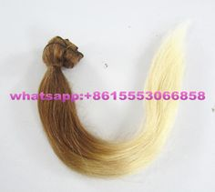 Ombre hair, T color hair, 100% human hair extensions, high quality, wholesale factory price