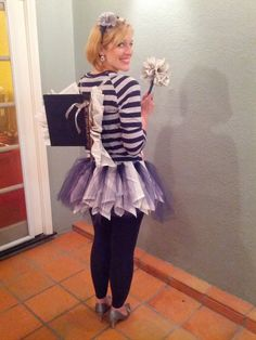 Diction-Fairy costume -- My update on the original!