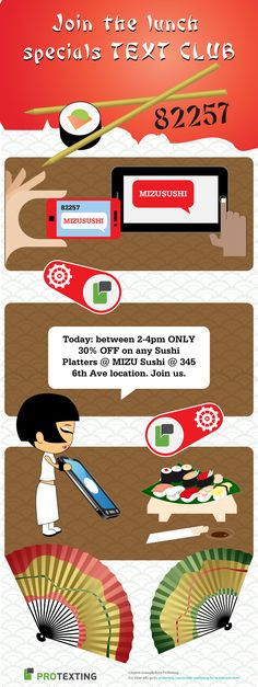 SMS Marketing for entertainment industry