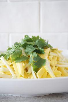 Salade de mangue aux saveurs du Vietnam