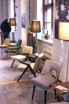 Our furniture on designshow in Cracow,  Poland :)